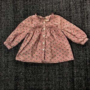 🎆sale🎆Oshkosh blouse/ dress size 12m